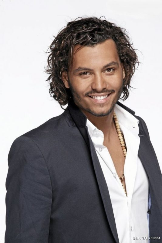 Daniel candidat Secret Story coiffure par Fabian P