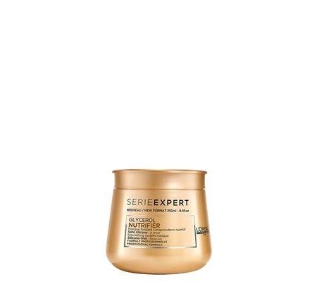 Nutrifier Masque cheveux secs
