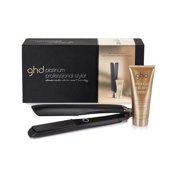 styler platinium black cr me advanced split end therapy ghd. Black Bedroom Furniture Sets. Home Design Ideas